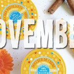 New Month: november, The Hunger Games, bloggen  & feest