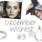 December wishlist 2015 #3