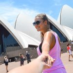 Australia stories #20 – wandelen, opera house & harbour bridge