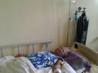 Mama's Second Blood Transfusion