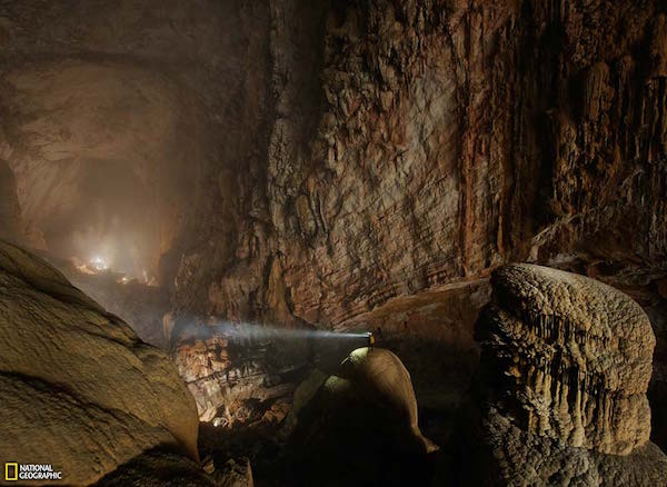 big ole cave