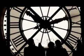 clock musee dorsay