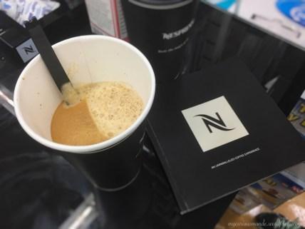 Nespresso crema~