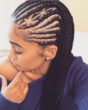 6 cornrow hairstyles ll