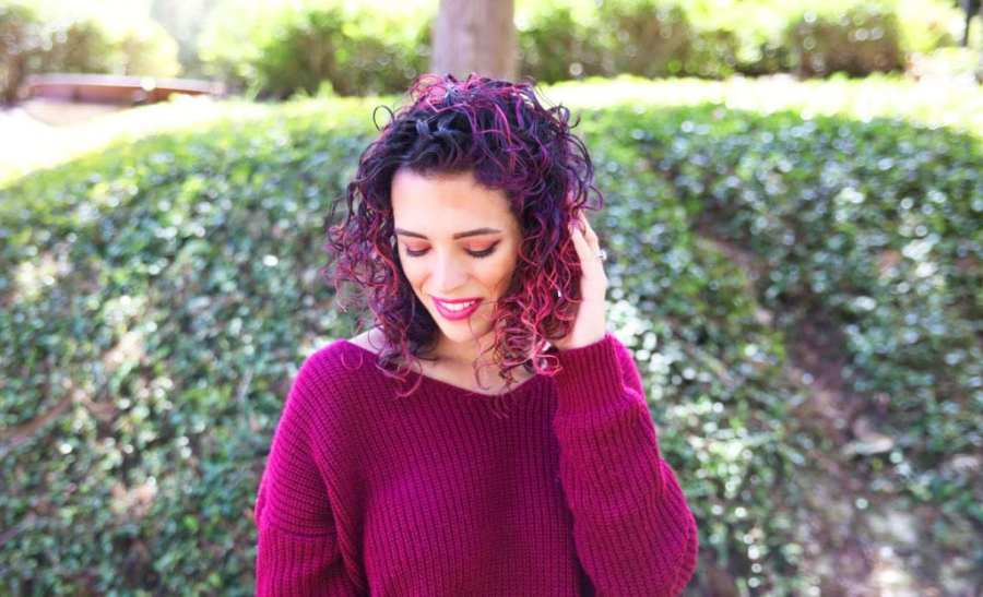 Adding Color To Curly Hair My Curly Adventures