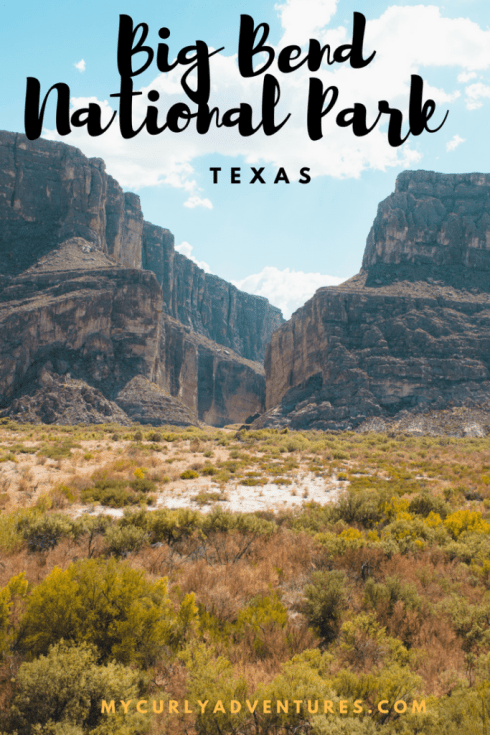Things to Do in Big Bend National Park - My Curly Adventures