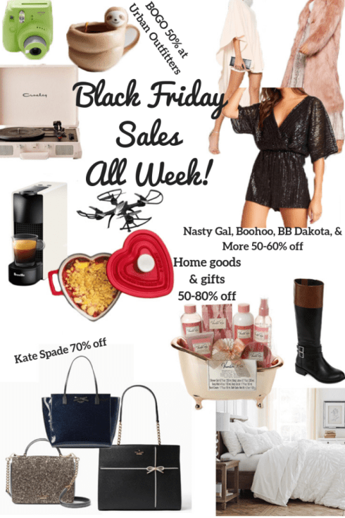 My Favorite 2018 Black Friday and Cyber Week Deals