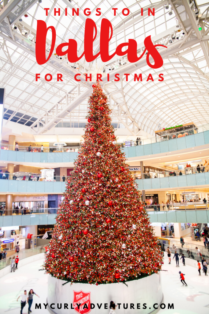 Things To Do In Dallas For Christmas 2020 Things to do in Dallas this Christmas Season 2020   My Curly