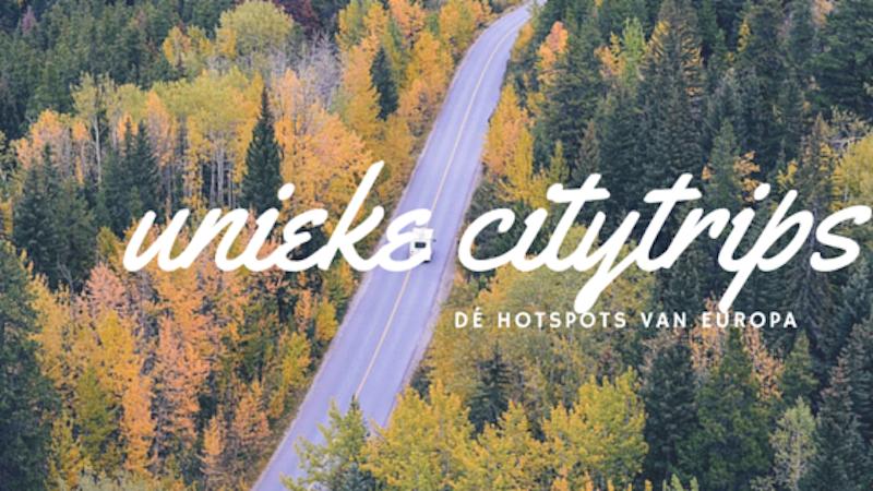 unieke citytrips