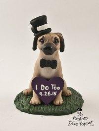 Kate's Puggle Dog