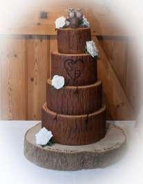Emilys Owl Wedding Cake Topper