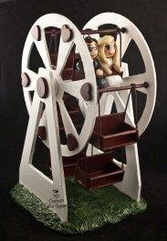 Ferris Wheel Bride and Groom