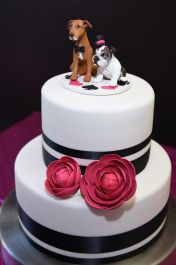 Kate's Dogs Cake Topper