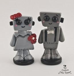 Love Bots Kawaii in Suspenders