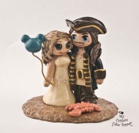 Bride and Groom Pirate