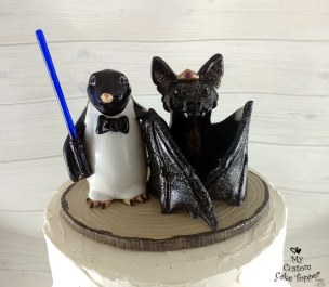 Star Wars Penguin and Sparkle Bat