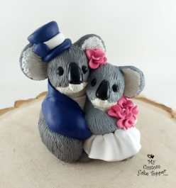 Koala Bears in Clothes