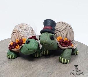 Turtle Tortoise Cake Topper