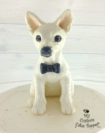 Chihuahua Pet Portrait Cake Topper