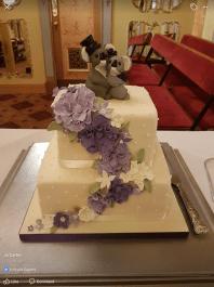 Diane's Koala Cake Topper