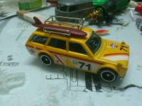How To Make Roof Racks for Hot Wheels & Diecast Cars