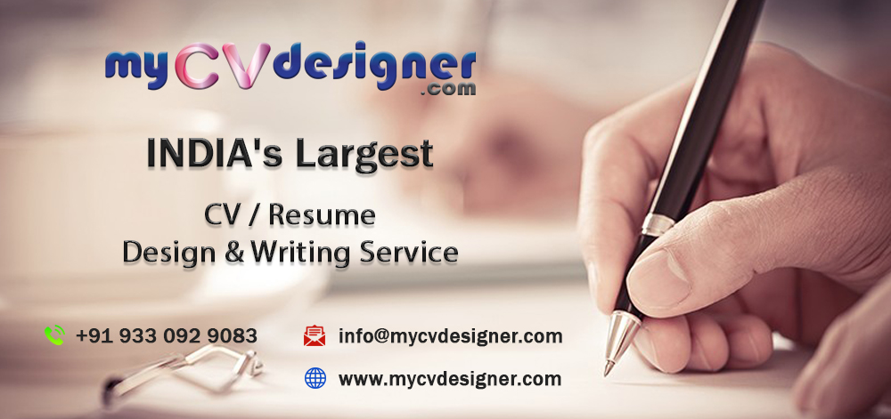 Resume writing company in India: