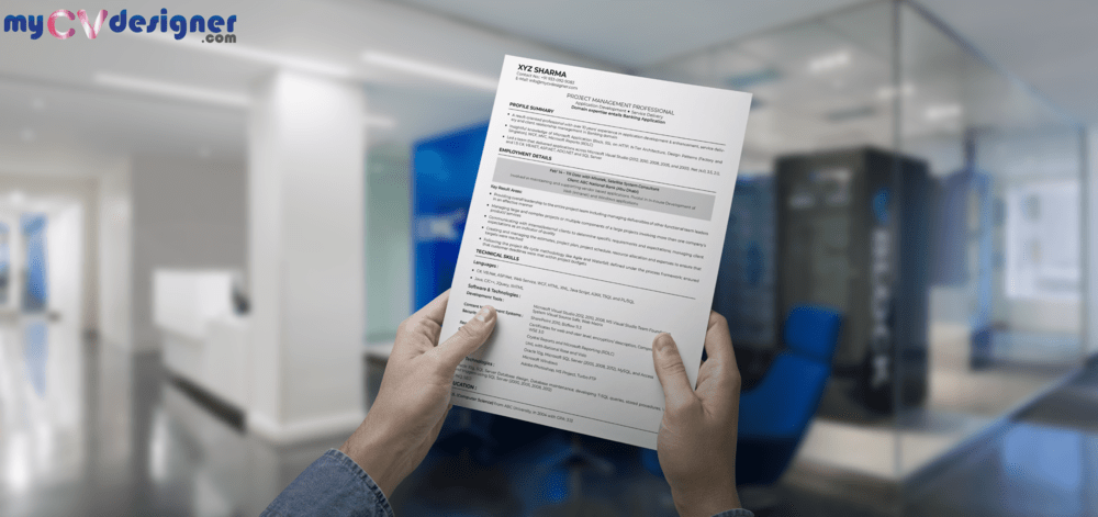What is Text Resume? What is Text CV?