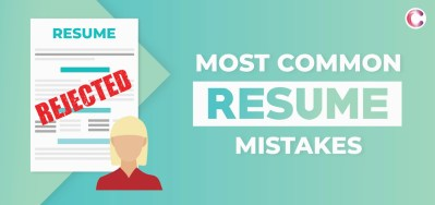 Most Common Resume Mistakes:
