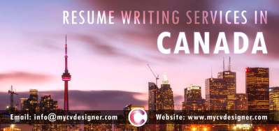 Resume writing services in Canada: