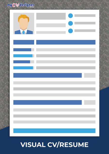 Visual CV/Resume