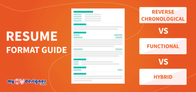 Resume Format Guide: Reverse Chronological vs Functional vs Hybrid Resumes