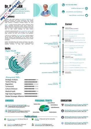 Infographic CV (MCDI0001)