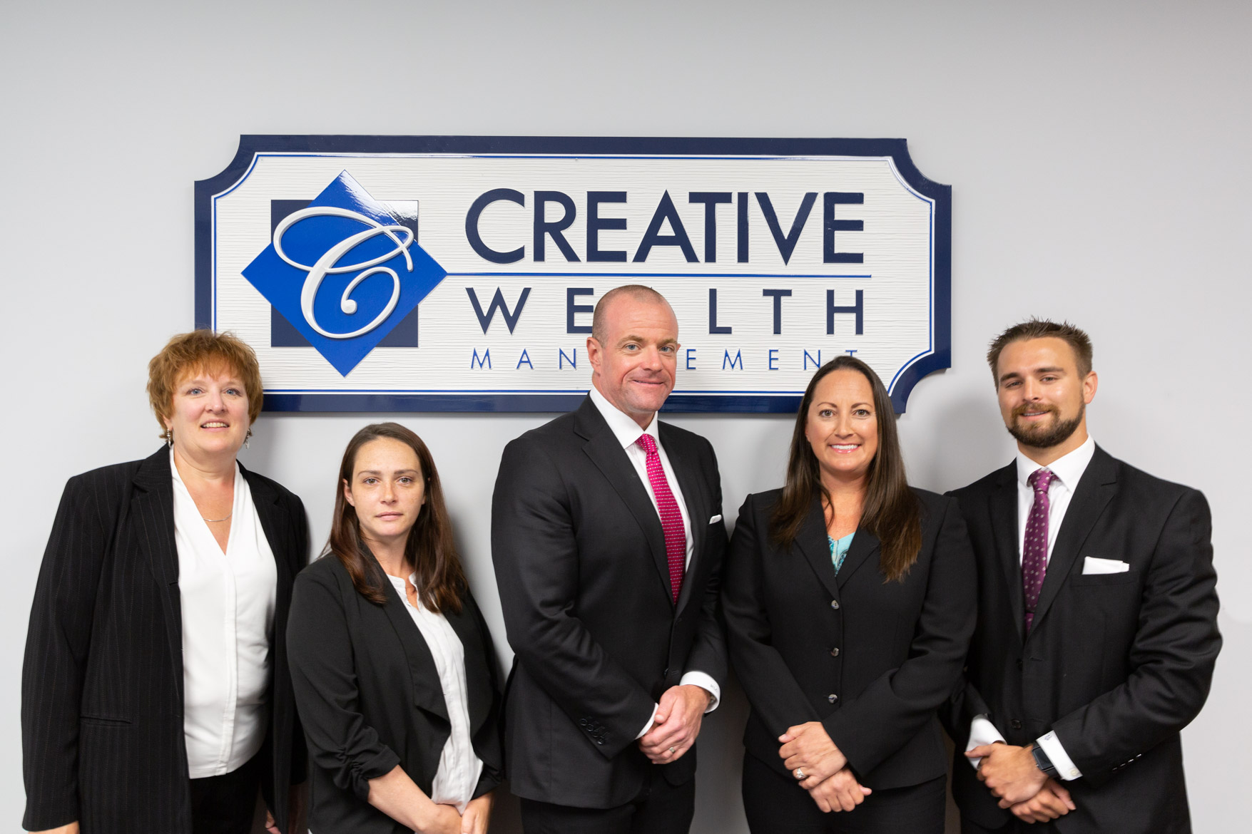 the creative wealth management team