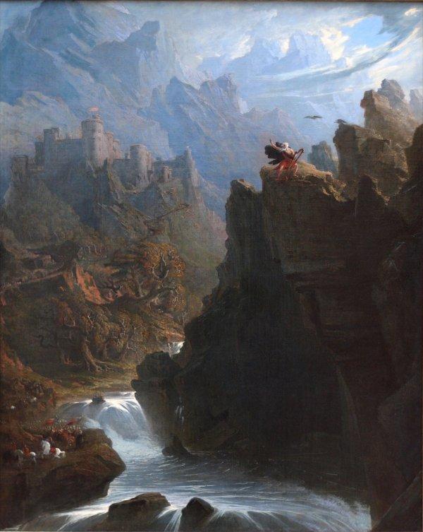 John Martin Paintings