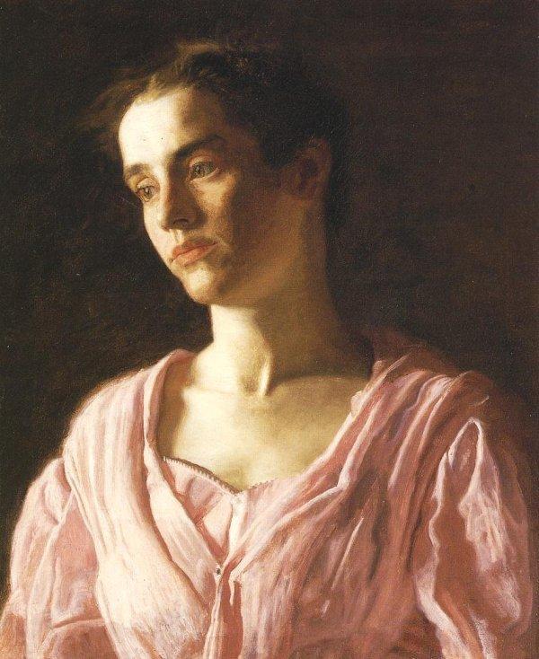 Thomas Eakins Maud Cook