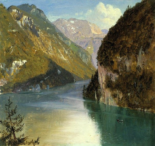 Paintings by Frederic Edwin Church