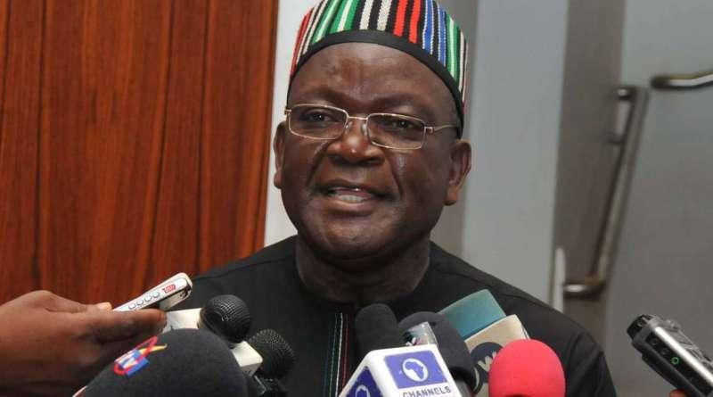 Benue Governor Samuel Ortom 2