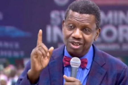 RCCG Commences 2020 Annual Convention on Monday