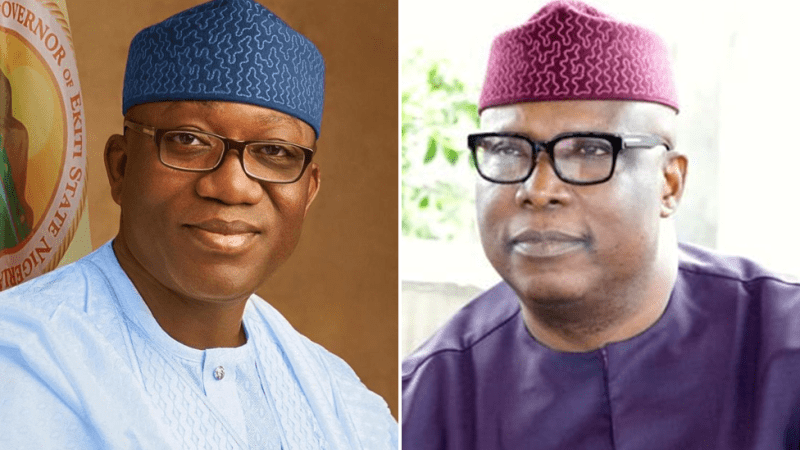 'This Is Beyond Ridiculous,' Ojudu Reacts To Attempts to Humiliate Him Out of APC For Criticizing Ekiti Gov
