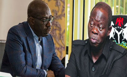 Edo Election: Gov Obaseki Not A Threat, Not Even Eligible to Contest – Oshiomhole