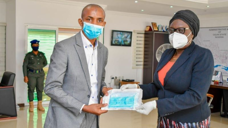 COVID-19: Xiaomi Donates First Batch of Surgical Masks to Nigerian Government