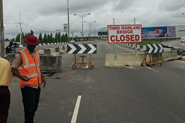 Six-Month Partial Closure of Third Mainland Bridge Begins