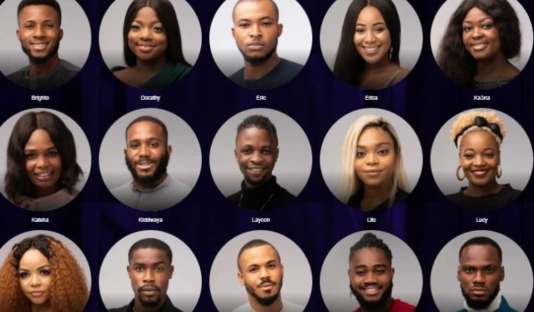 Behold BBNaija Season Five Housemates As Body-Builder, Uber Driver, Sailor, Others Battle for N85m Prize