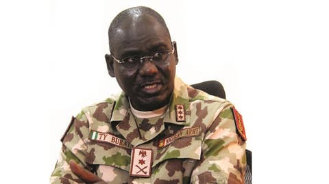 Army Dismisses 300 Soldiers Over Desertion, BVN Inconsistency