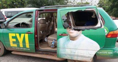 Ondo APC PDP Supporters Clash