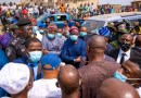 Communal Clash: Sanwo-Olu Visits Fagba, Reads Riot Act to Miscreants in Lagos