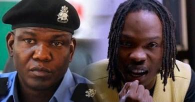 Frank Mba and Naira Marley