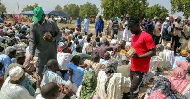 Zulum Shares N65m Cash Among Widows, Others in Rann