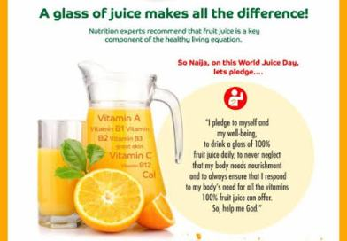Excitement As Firm Celebrates Second Edition of Chivita World Juice Day