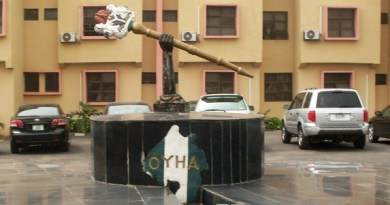 Oyo State House of Assembly Oyo Assembly